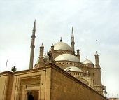 image of hughes  - Different views and buildings from Salah El Din Castle in Cairo Egypt - JPG