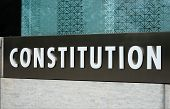 stock photo of bill-of-rights  - Constitution concepts of rights - JPG