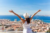 stock photo of french culture  - Salut Marseille - JPG