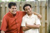 pic of teenage boys  - Interracial family - JPG