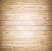 stock photo of log fence  - Background of old natural wooden dark empty room with messy and grungy crack beech - JPG