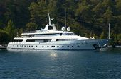 million dollar yacht