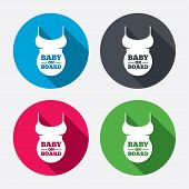 image of maternal  - Pregnant woman shirt sign icon - JPG