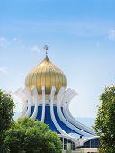 foto of masjid  - Masjid Negeri  - JPG