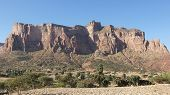 picture of ethiopia  - Landscape in Tigray province close to Adigrat - JPG