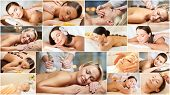 stock photo of massage oil  - beauty - JPG