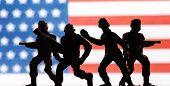 picture of trooper  - american soldier - JPG