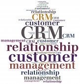 picture of customer relationship management  - CRM - JPG
