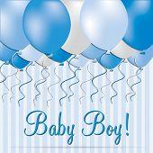 Постер, плакат: Поздравляю с днем рождения