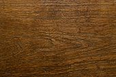 stock photo of pecan tree  - A texture of Dark Hardwood - JPG