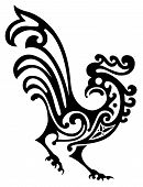 ornamental rooster