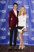 SANTA BARBARA - FEB 1: Spencer List, Peyton List at the Outstanding Performer Of The Year Award at t