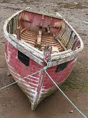 picture of sloop  - Boat seascape photographed at Exmouth in Devon