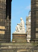 Постер, плакат: Scott Monument Edinburgh