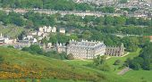 picture of palace  - The Palace of Holyroodhouse - JPG