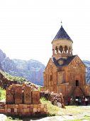 pic of apostolic  - Noravank Monastery - JPG