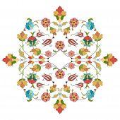 image of ottoman  - decorative elements of Ottoman and Turkish art - JPG