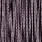 stock photo of lace-curtain  - Curtain lace purple generated texture or background - JPG