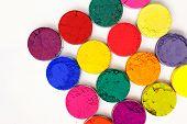 foto of holi  - Colorful background  - JPG