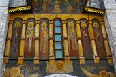 picture of epiphany  - Old and ancient religious building in the city of Moscow - JPG