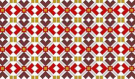 picture of motif  - very big size romanian popular motifs pattern - JPG
