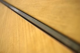 pic of lineup  - abstract of lineup wood board for background used - JPG