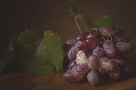 picture of grape  - The ways to consume grapes are endless - JPG