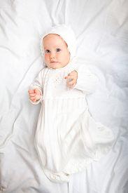 image of christening  - Close - JPG