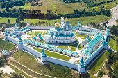 New Jerusalem Monastery In Moscow Oblast poster