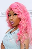 LAS VEGAS - MAY 22:  Nicki Minaj arriving at the 2011 Billboard Music Awards at MGM Grand Garden Are