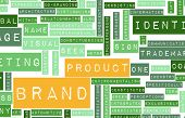 Product Brand with Visual Identity in Business poster