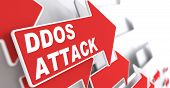 stock photo of spyware  - DDOS Attack - JPG