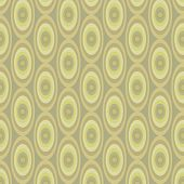 picture of khakis  - Abstract Khaki seamless pattern from complex ovals - JPG