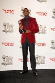 LOS ANGELES - FEB 22:  Rickey Smiley at the 45th NAACP Image Awards Press Room at Pasadena Civic Aud