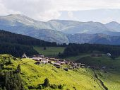 image of greater  - Shenako village on the southern slope of the Greater Caucasus - JPG