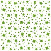 pic of clover  - Seamless pattern with clovers  - JPG