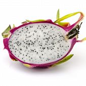 picture of dragon fruit  - fruit - JPG