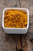 picture of mixture  - curry powder mixture of spices and dried herbs - JPG