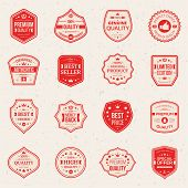 picture of high-quality  - Collection of Premium and High Quality labels - JPG