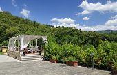 pic of apennines  - Italian countryside - JPG