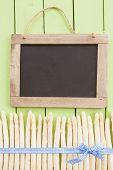 foto of white asparagus  - Fresh white asparagus on rustic wooden boards - JPG