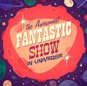 stock photo of fantastic  - Fantastic show - JPG