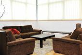 Modern Livingroom Indoor poster