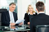 stock photo of human resource management  - Business  - JPG
