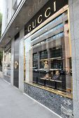 Gucci Fashion Store