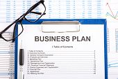 Business plan and financial documents