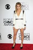 LOS ANGELES - JAN 8: Cassie Scerbo at The People's Choice Awards at the Nokia Theater L.A. Live on J