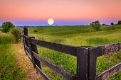 Moonrise in Kentucky