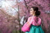 image of korean  - Hanbok - JPG