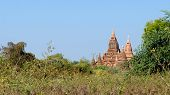 foto of tabernacle  - Stupas And Pagodas Of Bagan Ancient - JPG